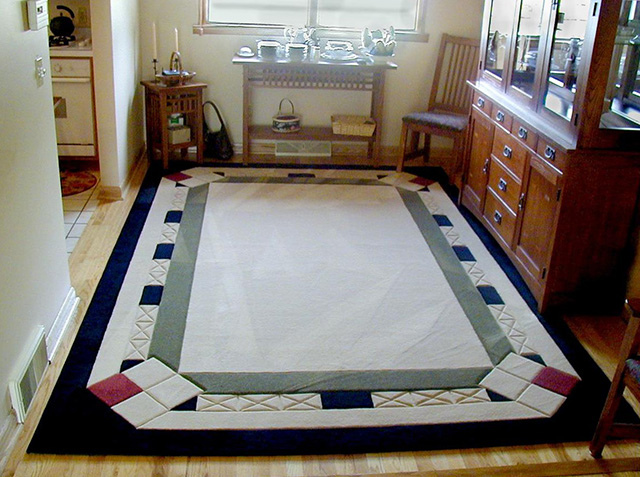 Designer area rugs in buffalo and western new york for Area rugs new york